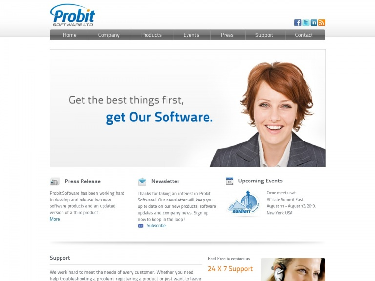 Probit Software